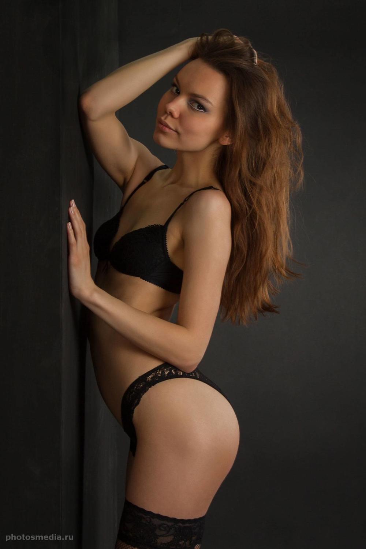 Портфолио модели. Фотограф Вадим Кукшинов