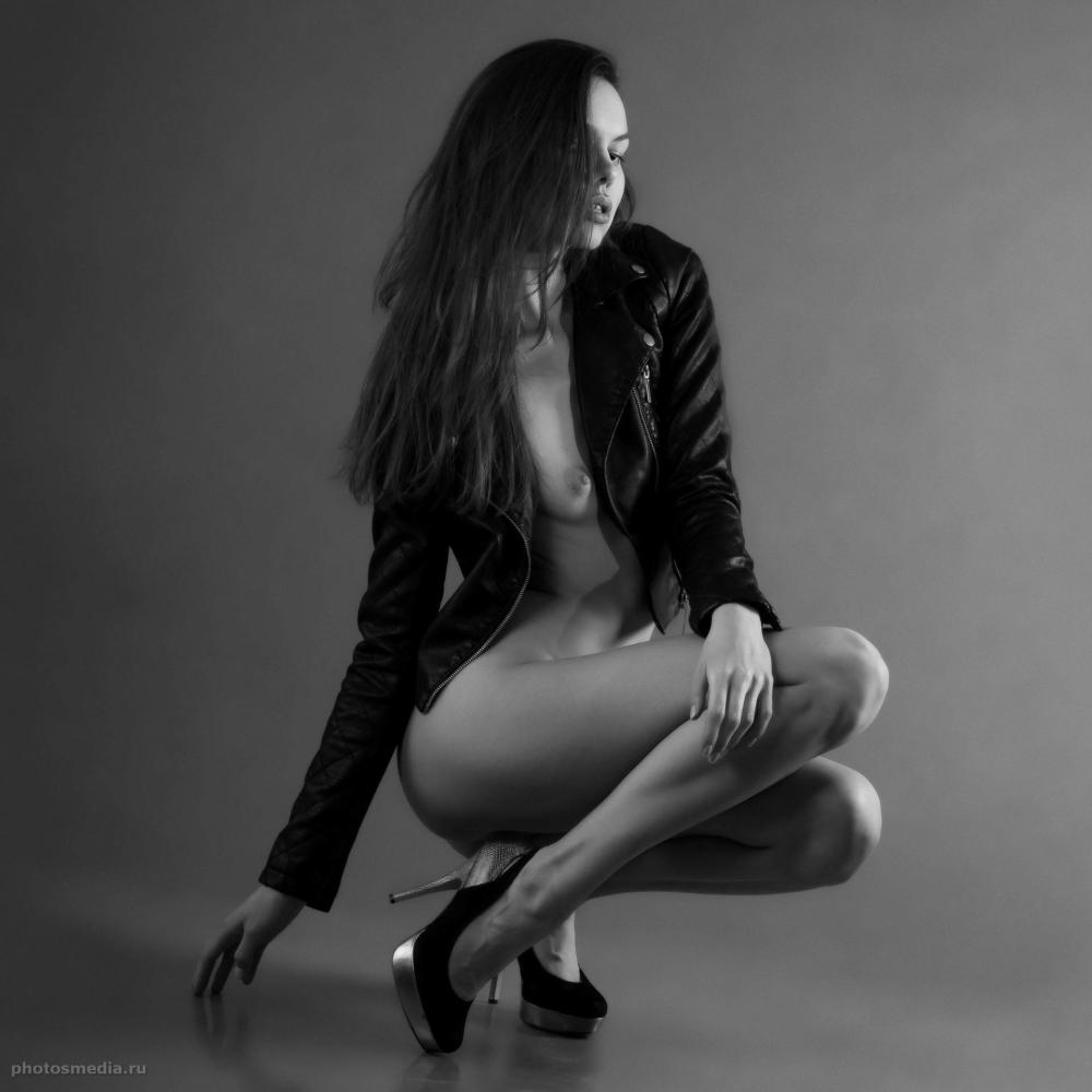 Портфолио модели. Фотограф Вадим Кукшинов.