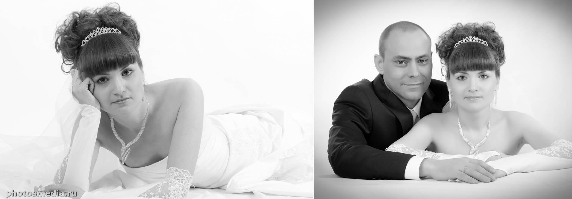 Свадебная фотография. Фотограф Вадим Кукшинов