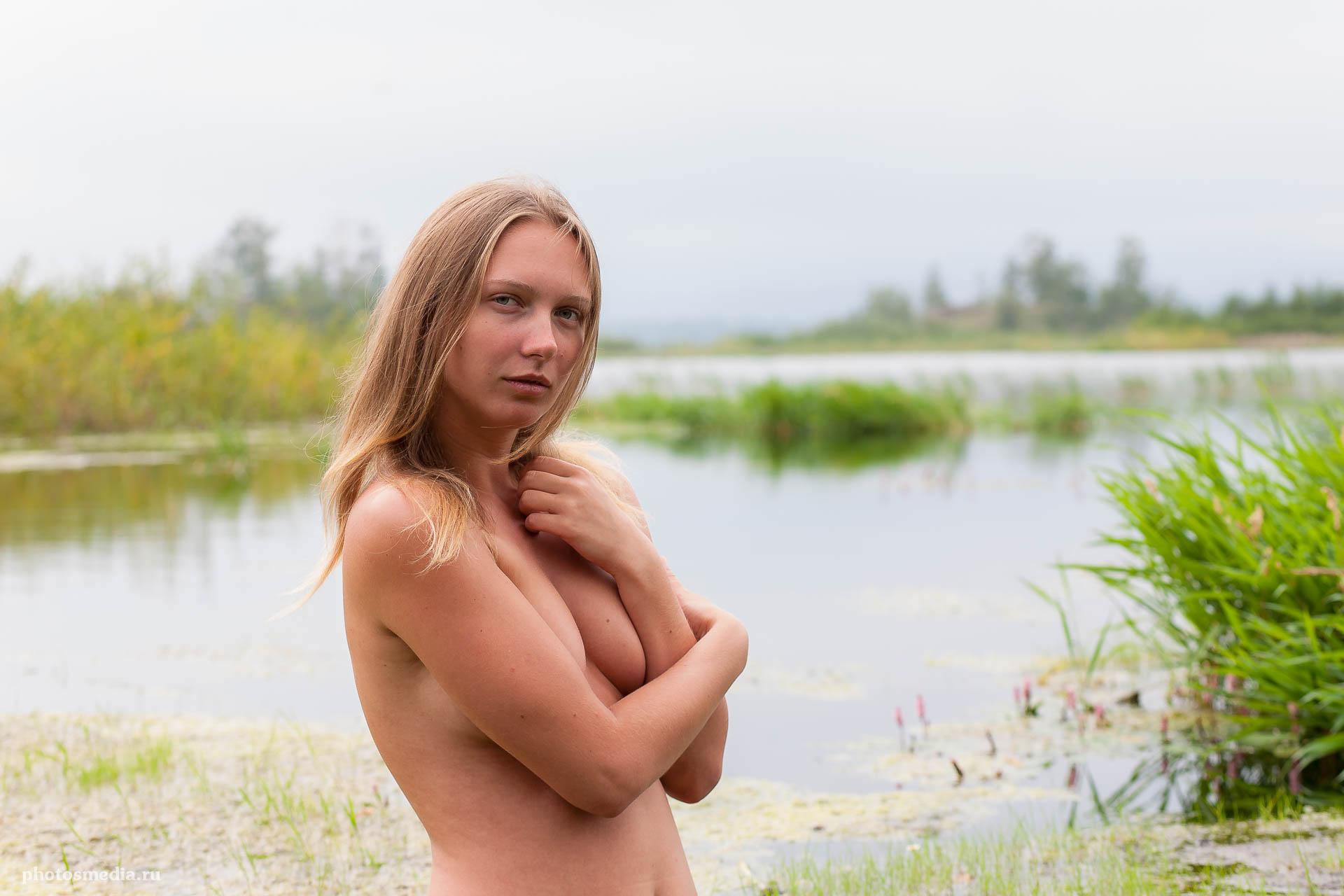 Фотограф Вадим Кукшинов. Ню.