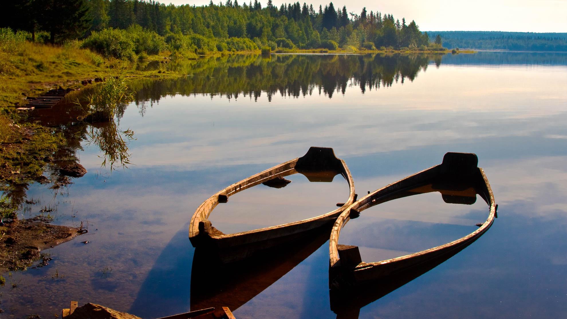 Фотограф Вадим Кукшинов. Озеро Зюраткуль